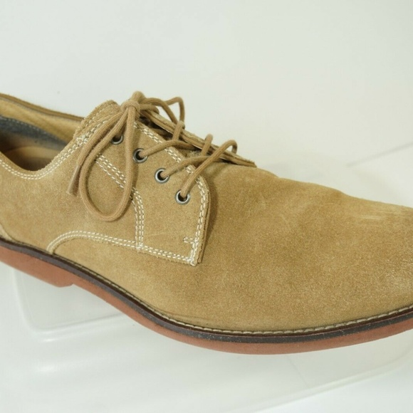 G.H. Bass & Co. Other - Bass Proctor Oxford Suede Mens Shoe RIGHT Only  10